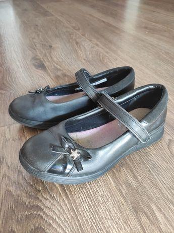 Туфли кожа Clark's 33 размер