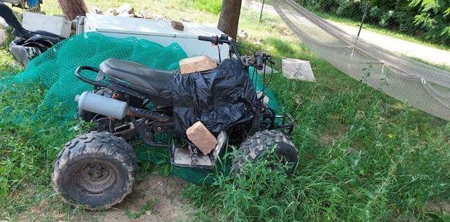 Quad,  ATV 150, hymoto