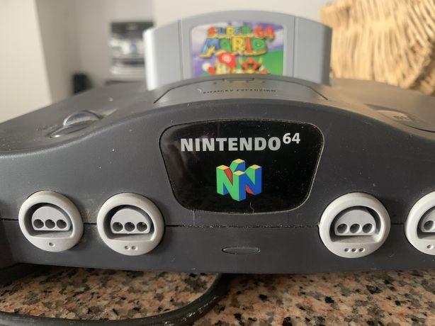 Nintendo 64 como nova