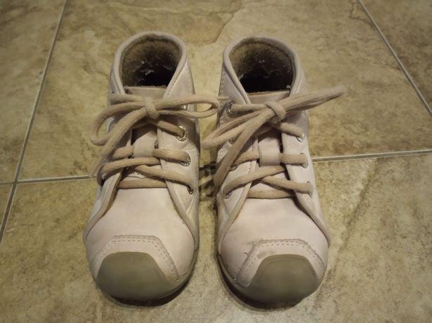 Buty śliczne buciki dziecięce dziewczęce Emel 23 na wiosnę