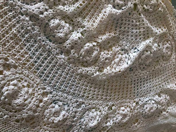 Camilha antiga em crochet