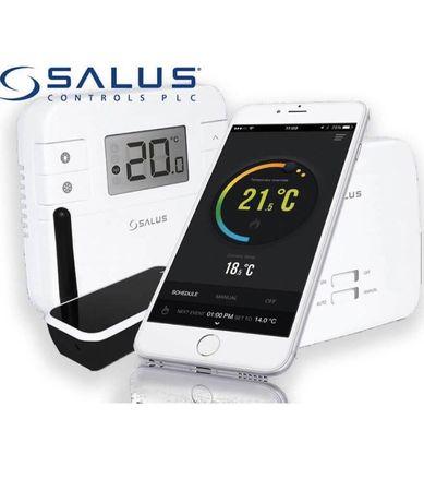 Интернет-термостат SALUS RT310i, 091FL,091FLRF,беспроводный