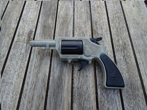 Rewolwer na strzałki pistolet zabawka