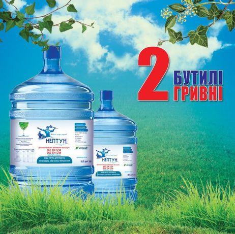 Доставка воды Софиевская Борщаговка