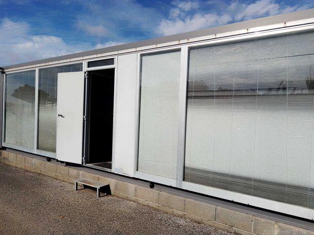 Vende se CONTENTOR para escritório ou habitação com Ar Condicionado