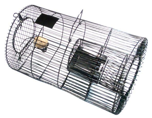PUŁAPKA na szczury, myszy. Klatka, żywołapka humanitarna skuteczna HIT