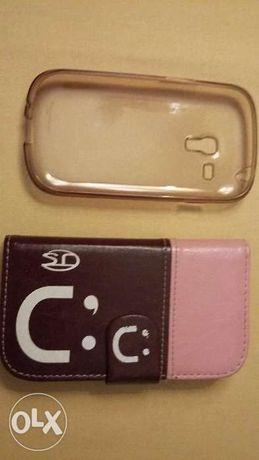 Capas telemóvel Samsung Slll mini
