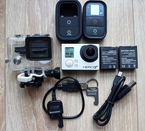 Kamera GOPRO hero 3 + black edition ..zestaw.. tanio