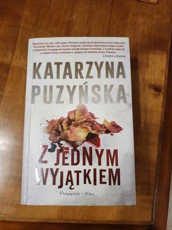 Z jednym wyjątkiem Katarzyna Puzyńska