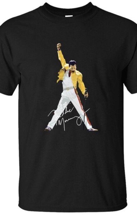 Tshirts bandas de rock queen linkin park metallica etc Lordelo - imagem 1