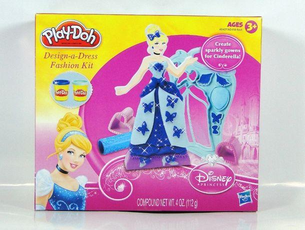 Набор Play-Doh Золушка