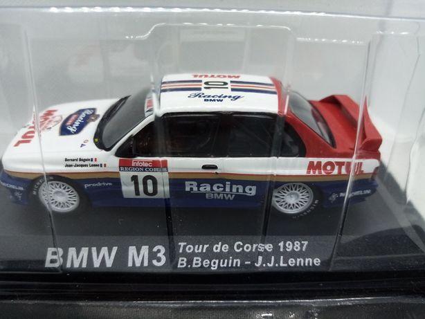 Miniaturas 1/43 de carros de Ralies, novas