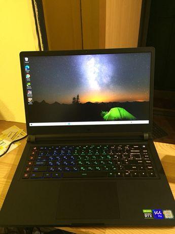 Игровой ноутбук Xiaomi Mi Gaming Laptop 3 gen RTX 2060
