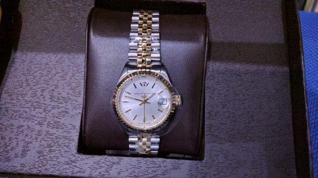 Zegarek damski Philip Watch nowy oryginalny z folią na szkle