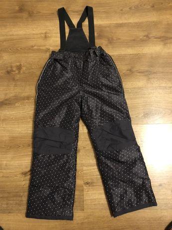 Продам новые зимние брюки Topolino,128 см