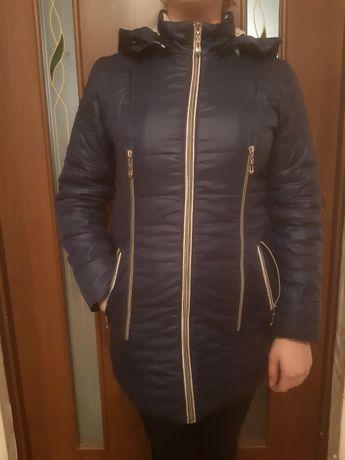 Подростковая курточка на девочку