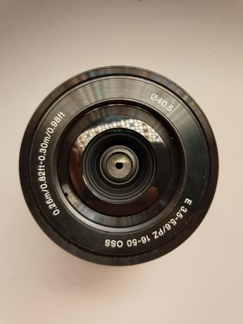 Obiektyw Sony SELP1650 F3.5-5.6 16-50mm OSS