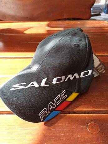 Czapka z daszkiem Salomon equipe cap Nowa