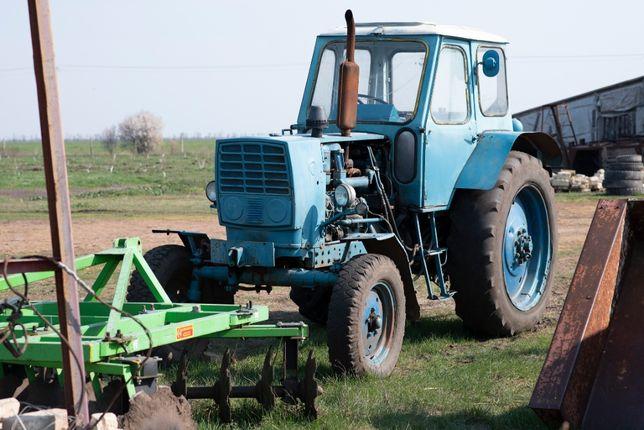 Трактор ЮМЗ 6АЛ Беларусь