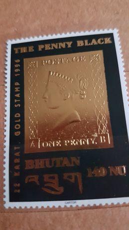 Znaczki pocztowe The Penny Black