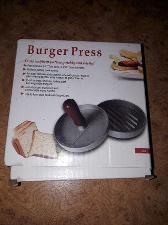 Прес форма для бургера