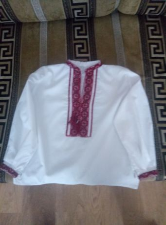 Сорочка для хлопчика (в)ишиванка)