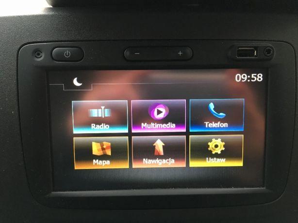 Aktualizacja map do nawigacji GPS Ranault Dacia MediaNav Evolution