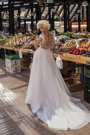 Свадебное платье  Daria Karlozi!