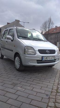 Opel Agila 1.2benzyna  ładny oszczedny