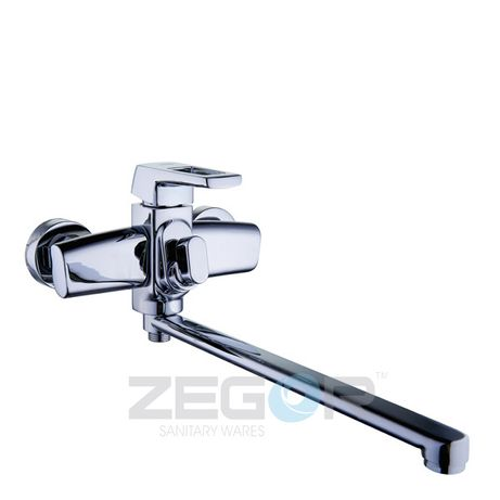 Смеситель в ванную ZEGOR NEF-7 по супер цене.