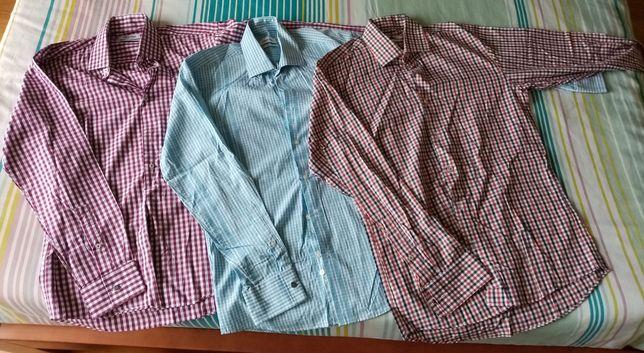 Camisas Calvin Klein - Pack 5