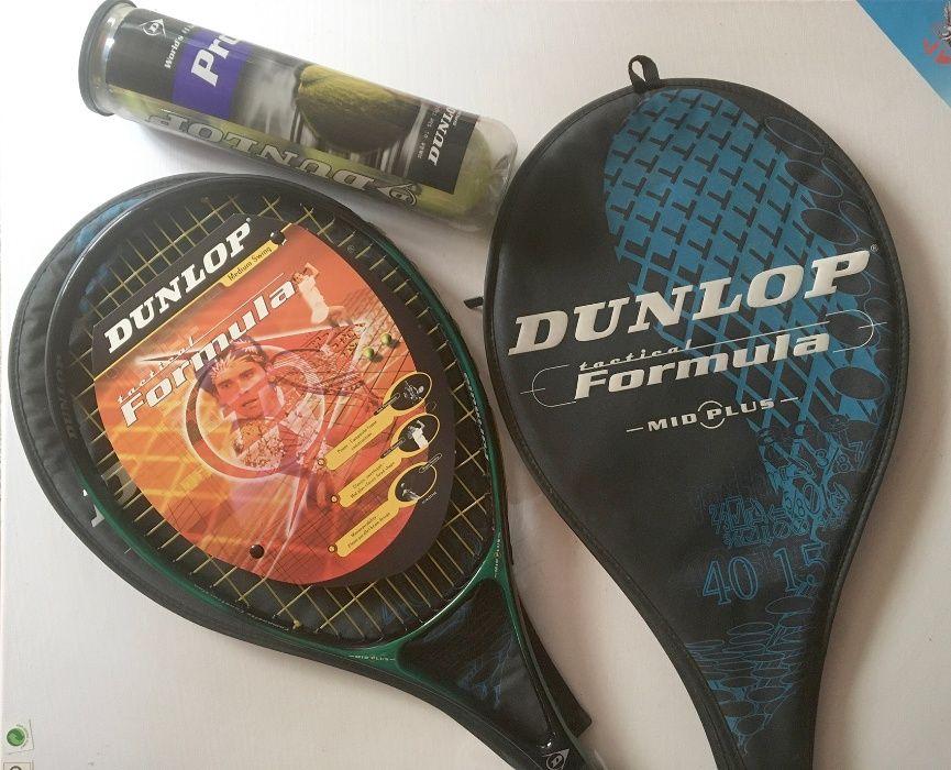 Raquetes NOVAS e bolas Dunlop Odivelas - imagem 1
