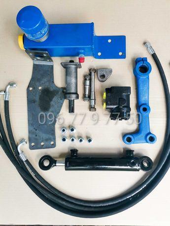 Переоборудование ЮМЗ под насос дозатор комплект мтз 80, 82, т150, т40