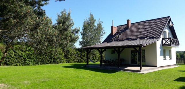 Dom z widokiem na jezioro całoroczny - Lato 2021. Kociewie-Borzechowo