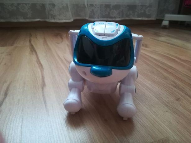 Robo Pies Texta