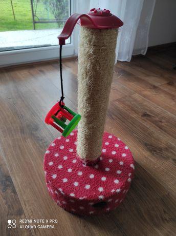 Drapak czerwony dla kotka