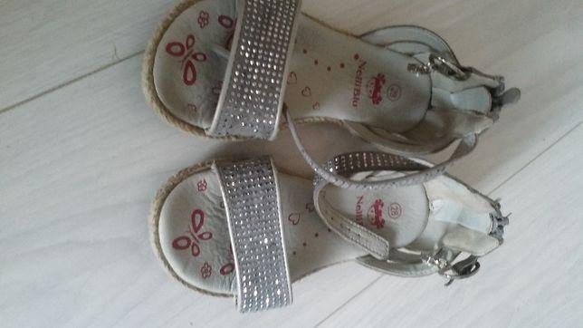 sandały na lato rozmiar 28
