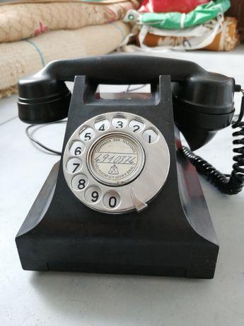 telefone antigo (em baquelite)