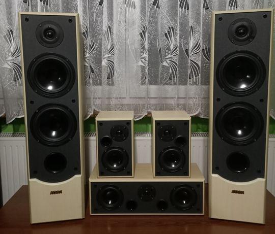 Kolumny głośnikowe, kino domowe 5.0 Koda AV-702
