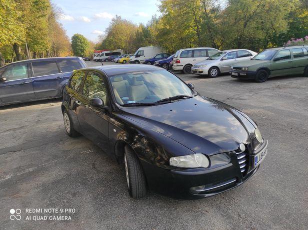 Alfa Romeo 147 / 1.6 +LPG Sekwencja / Klimatyzacja /