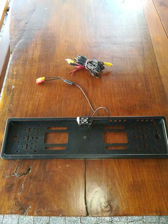 Ramka tablicy wraz z kamerą cofania