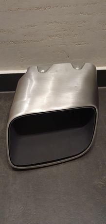 Nowa końcówka wydechu Porsche Macan lewa