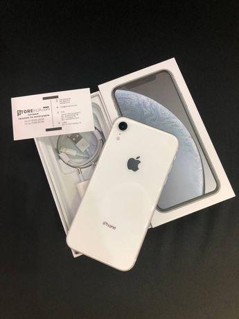 Идеал iPhone XR 64GB White! Гарантия 3 мес от магазина!