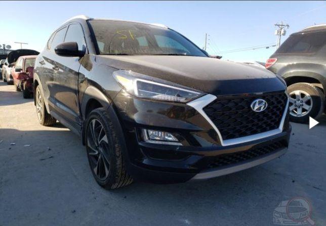 Hyundai Tucson TL FL 2018+ разборка запчасти