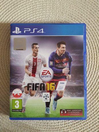 FIFA 16 PS4 gra konsola PlayStation 2016