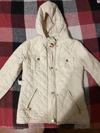 Курточка на девочку весна-осень