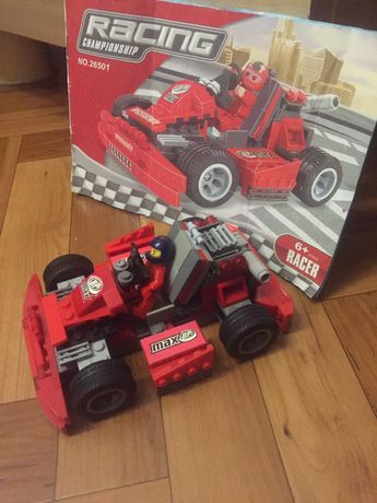 Машинка Лего за 250р инструкция все в комплекте