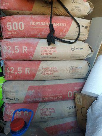 Цемент продам (500)