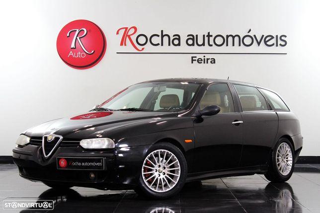Alfa Romeo 156 Sportwagon 1.9JTD