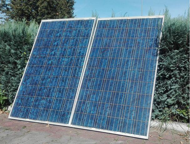 Panele solarne fotowoltaiczne do ładowania akumulatora panel słoneczny